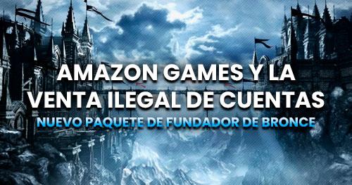Amazon Games intenta acabar con la venta ilegal de cuentas de Lost Ark