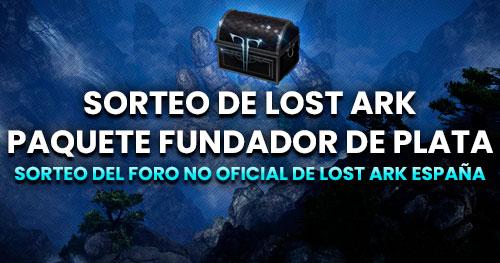 Sorteo foro de Lost Ark