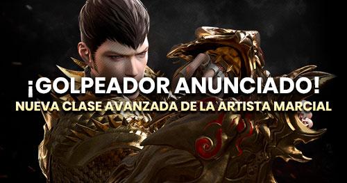 El Golpeador (Striker), la nueva clase para Lost Ark EU/NA