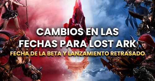 Fecha de la beta y lanzamiento de Lost Ark